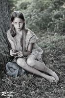 Das arme Mädchen
